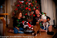 FORDHAM Christmas in Florida family portraits by Bill Miller Photography