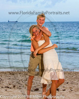 Deatherage Florida family vacation portraits