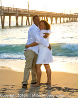 Jardine Florida family beach  portraits by Bill Miller Photography