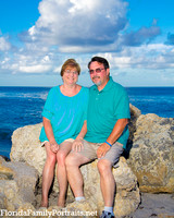 Whiting Fort Lauderdale Florida Family vacation portraits