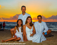 Maureen's Florida family vacation portraits by Bill Miller Photography