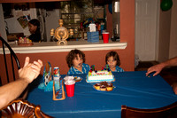 Twins Birtday Party